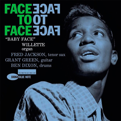 Baby Face Willette Face To Face 180g LP Scratch & Dent