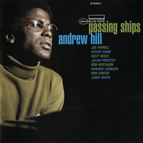 Andrew Hill Passing Ships 180g 2LP