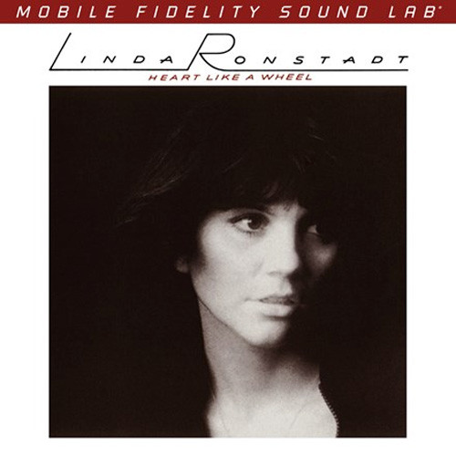 Linds Ronstadt Heart Like A Wheel Numbered Limited Edition Hybrid Stereo SACD