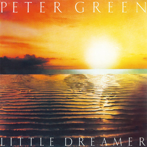Peter Green Little Dreamer Numbered Limited Edition 180g Import LP (Sun Colored Vinyl)