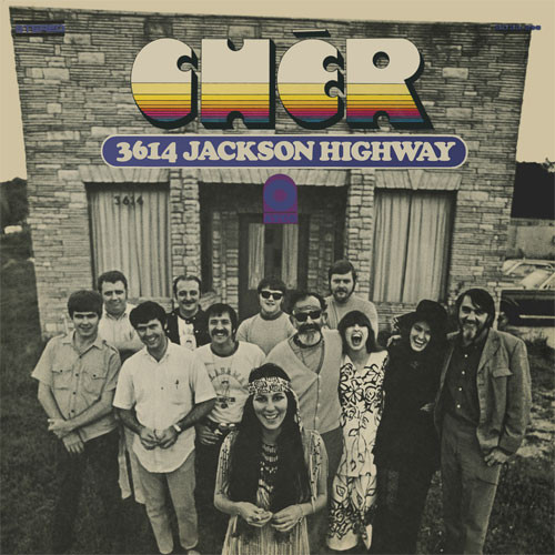 Cher 3614 Jackson Highway Expanded Numbered Limited Edition 180g 2LP (Purple Smoke Vinyl)