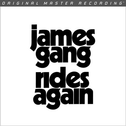 The James Gang Rides Again Numbered Limited Edition 180g LP