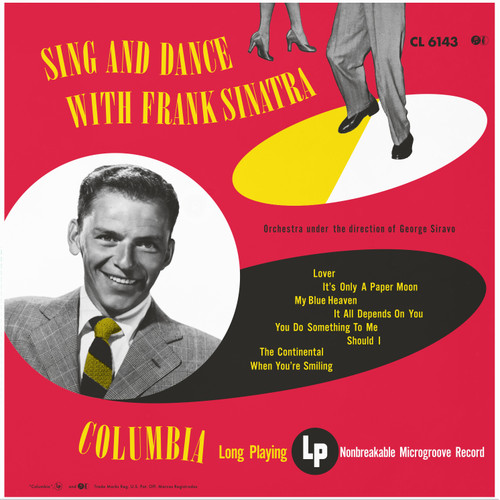 Frank Sinatra Sing And Dance With Frank Sinatra Numbered Limited Edition 180g LP (Mono) Scratch & Dent