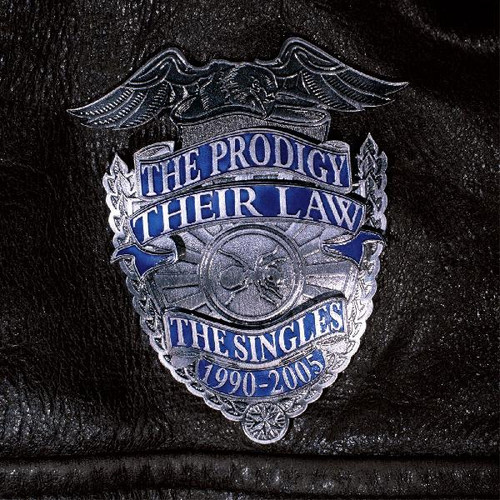The Prodigy Their Law: The Singles 1990-2005 180g 2LP (Silver Vinyl)
