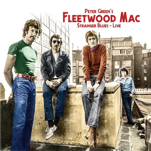 Peter Green's Fleetwood Mac Stranger Blues - Live Hand-Numbered Limited Edition 180g Import 5LP Box Set (White Vinyl)