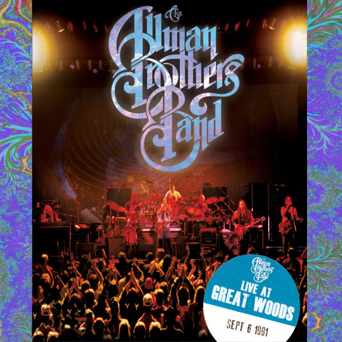The Allman Brothers Band Live At Great Woods DVD Video