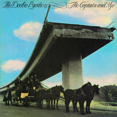 The Doobie Brothers The Captain And Me 180g Import LP