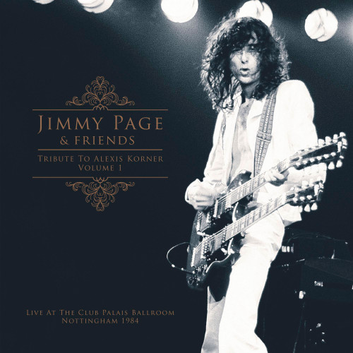 Jimmy Page & Friends Tribute To Alexis Korner Volume 1 2LP