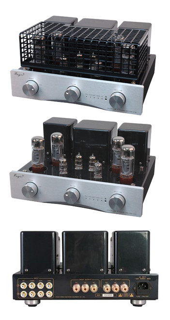 CAYIN A-55T TUBE INTEGRATED AMP