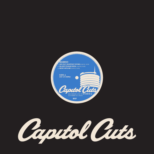 Masego Capitol Cuts - Live From Studio A LP