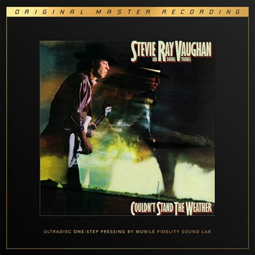 Stevie Ray Vaughan Couldn't Stand The Weather Numbered Limited Edition 180g 45rpm SuperVinyl 2LP Box Set