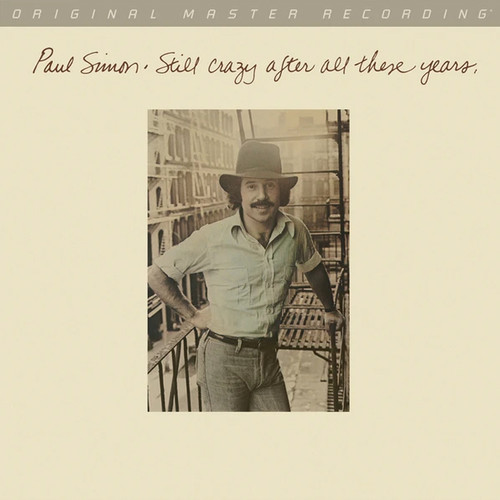 Paul Simon Still Crazy After All These Years Numbered Limited Edition Hybrid Stereo SACD