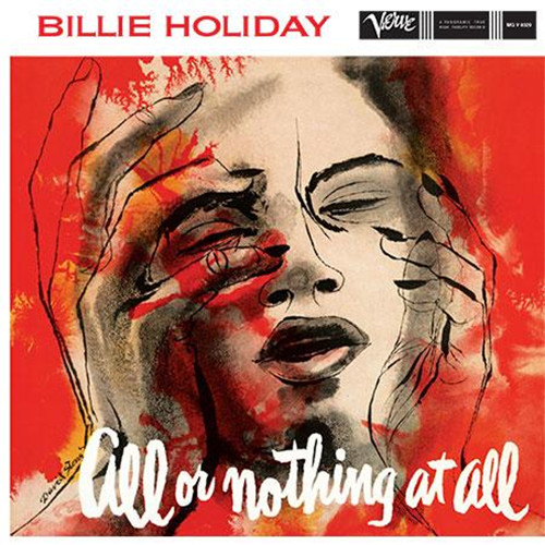Billie Holiday All Or Nothing At All 180g 45rpm 2LP (Mono)
