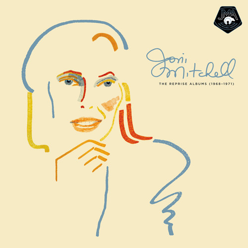 Joni Mitchell The Reprise Albums (1968-1971) 180g 4LP