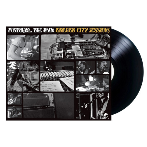 Portugal. The Man Oregon City Sessions 2LP