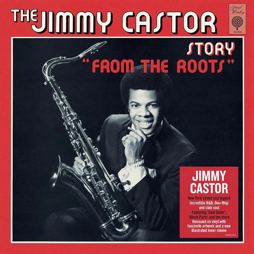 """Jimmy Castor The Jimmy Castor Story """"From The Roots"""" Import LP"""