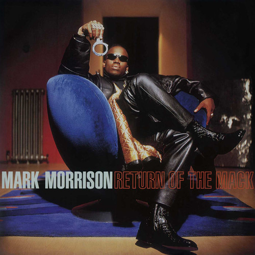 Mark Morrison Return Of The Mack LP (Purple Vinyl)