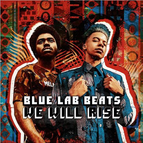 "Blue Lab Beats We Will Rise 12"" Vinyl EP"