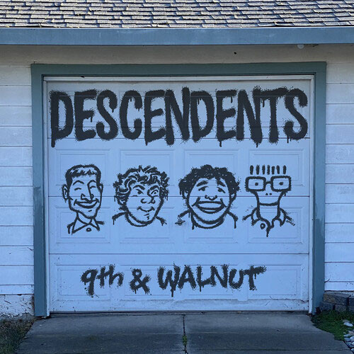 Descendents 9th & Walnut LP