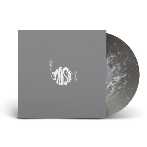 Phish The White Tape 180g LP (Silver & White Splatter Vinyl)