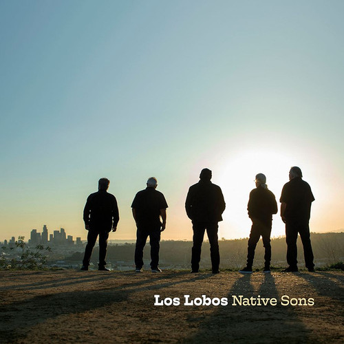 Los Lobos Native Sons 2LP