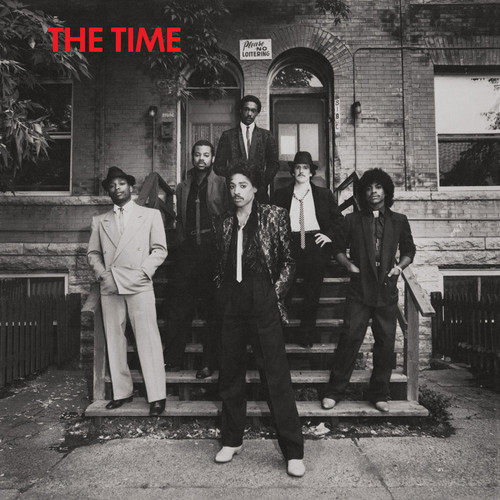 The Time The Time (Expanded Edition) 2LP (Red & White Vinyl)