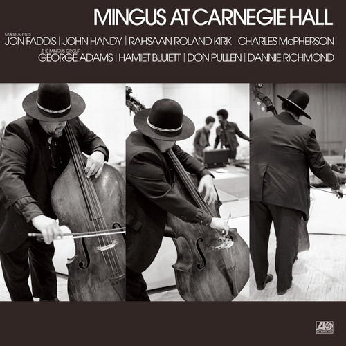 Charles Mingus Mingus At Carnegie Hall Deluxe Edition 180g 3LP