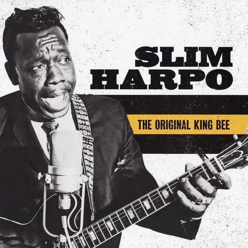Slim Harpo The Original King Bee (The Best Of Slim Harpo) 180g LP