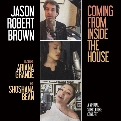 Jason Robert Brown Coming From Inside The House (A Virtual SubCulture Concert) LP