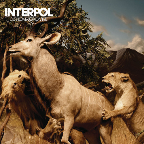Interpol Our Love To Admire 2LP