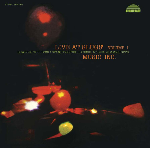 Charles Tolliver Music Inc - Live At Slugs' Volume 1 180g LP