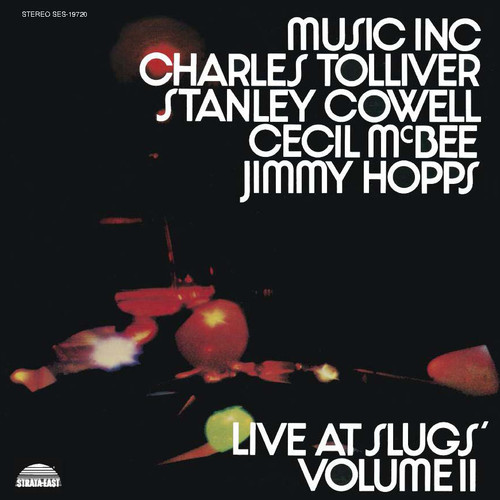 Charles Tolliver Music Inc - Live At Slugs' Volume II 180g LP