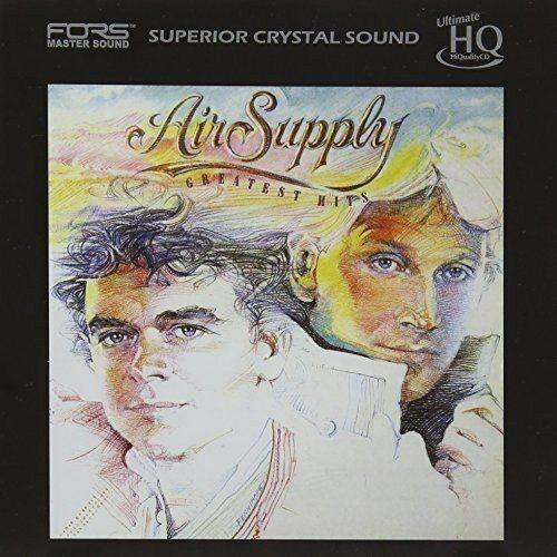 Air Supply Greatest Hits Numbered Limited Edition Japanese Import UHQCD