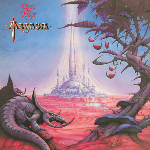 Magnum Chase The Dragon 180g LP