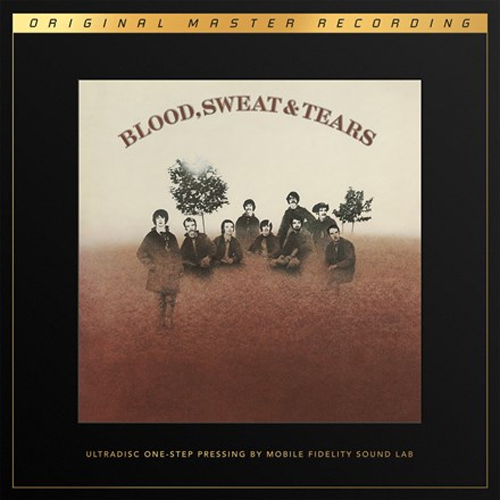 Blood, Sweat & Tears Blood, Sweat & Tears Numbered Limited Edition 180g 45rpm SuperVinyl 2LP Box Set