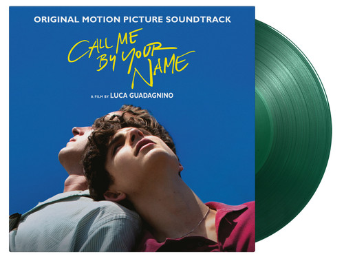 Call Me By Your Name Soundtrack Numbered Limited Edition 180g Import 2LP (Countryside Green Vinyl)