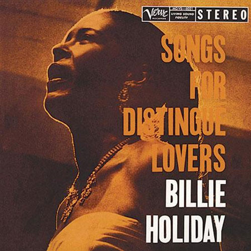 Billie Holiday Songs for Distingue Lovers 180g 45rpm 2LP