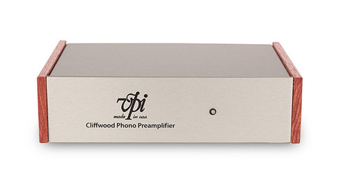 VPI Cliffwood MM Phono Preamp (Demo, Silver)