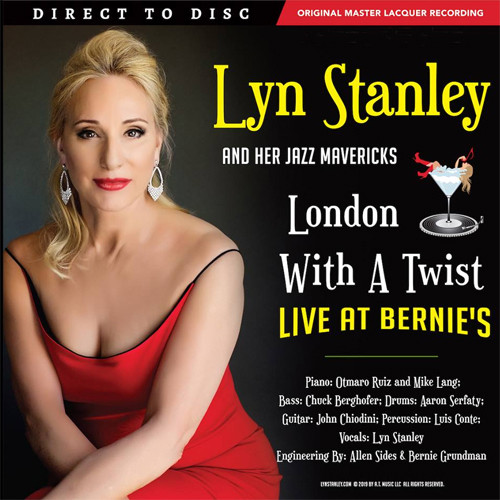 Lyn Stanley London With A Twist - Live At Bernie's Master Quality Reel To Reel Tape (1Reel)