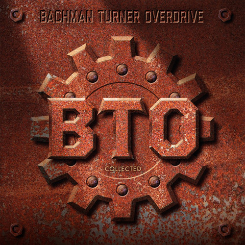 Bachman-Turner Overdrive Collected 180g Import 2LP