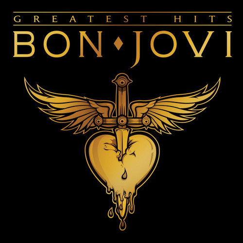 Bon Jovi Greatest Hits: Ultimate Collection Numbered Limited Edition Hybrid Stereo Japanese Import SACD
