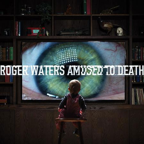 Roger Waters Amused to Death 200g 2LP Scratch & Dent