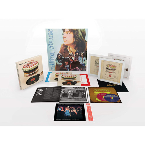 The Rolling Stones Let It Bleed (50th Anniversary Edition) Hybrid Stereo & Mono Japanese Import SACD (2Disc Box Set)