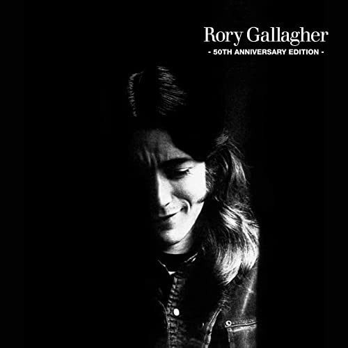 Rory Gallagher Rory Gallagher (50th Anniversary Edition) 3LP