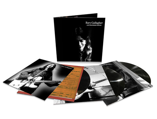 Rory Gallagher Rory Gallagher (50th Anniversary Edition) 180g 3LP