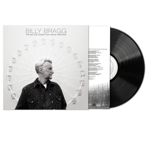 Billy Bragg The Million Things That Never Happened LP