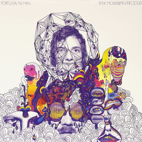 Portugal. The Man In The Mountain In The Cloud LP