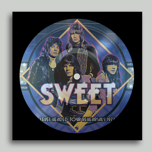 Sweet Level Headed Tour Rehearsals 1977 LP (Picture Disc)