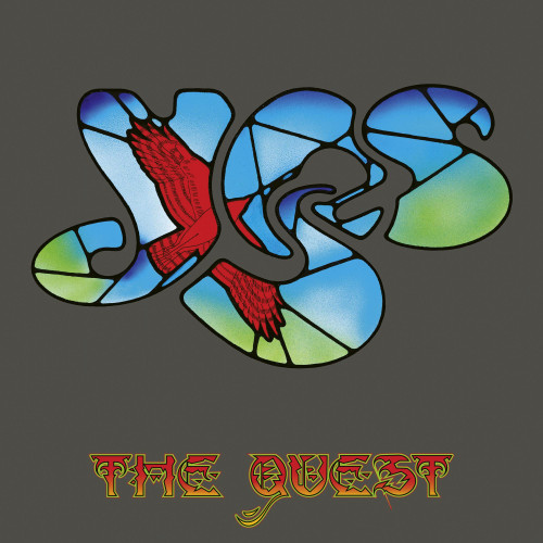 Yes The Quest Deluxe 2LP, 2CD & Blu-Ray Audio Disc Box Set