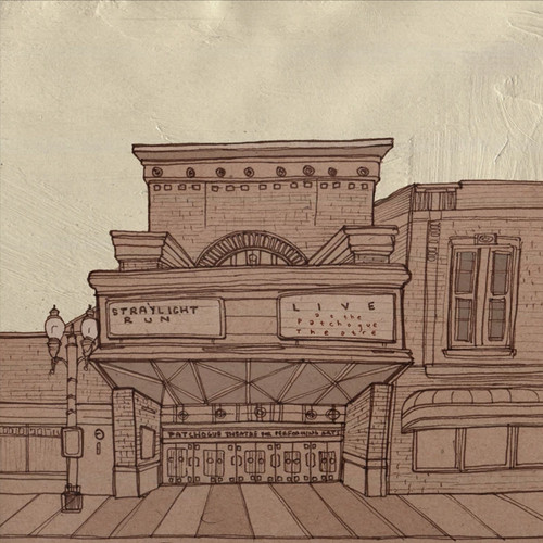 Straylight Run Live At The Patchogue Theatre 2LP